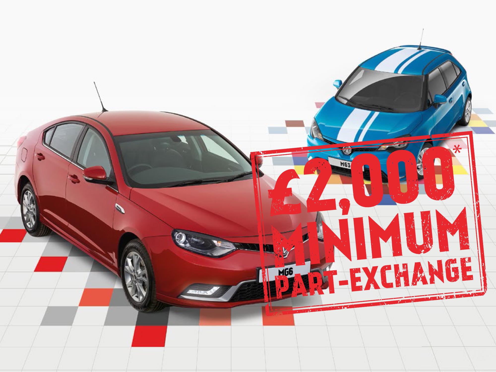 MG to offer £2k for your old car