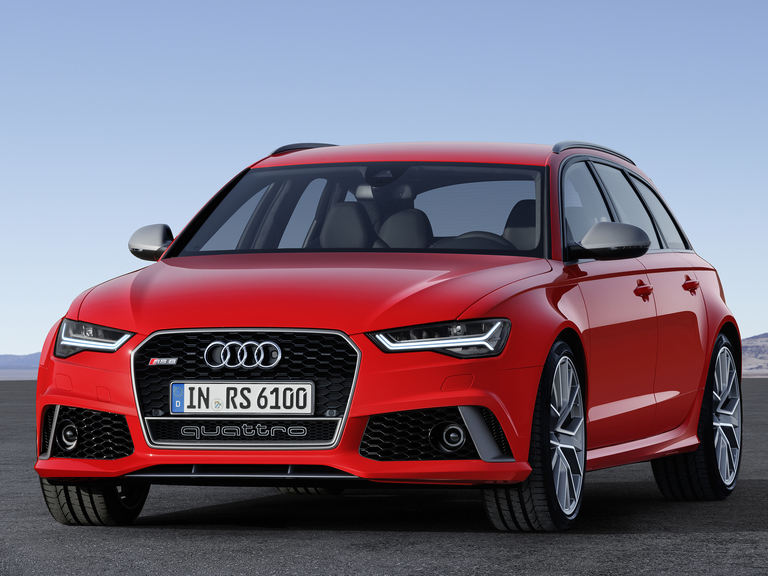 Audi unveils new RS 6 and RS 7 performance variants