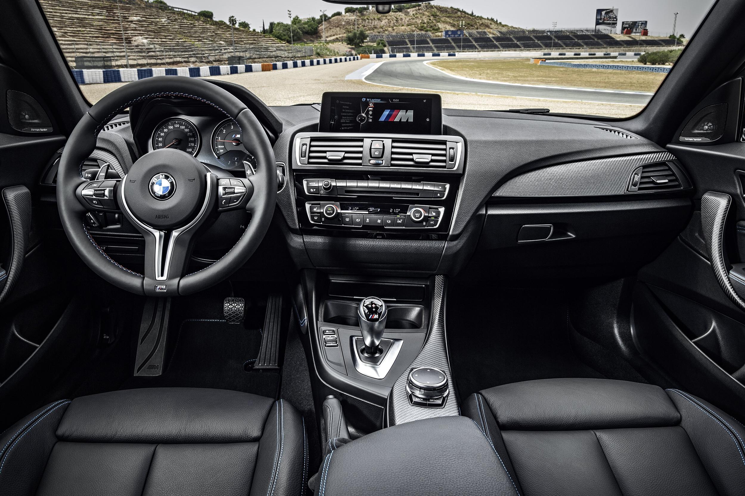 New BMW M2 revealed