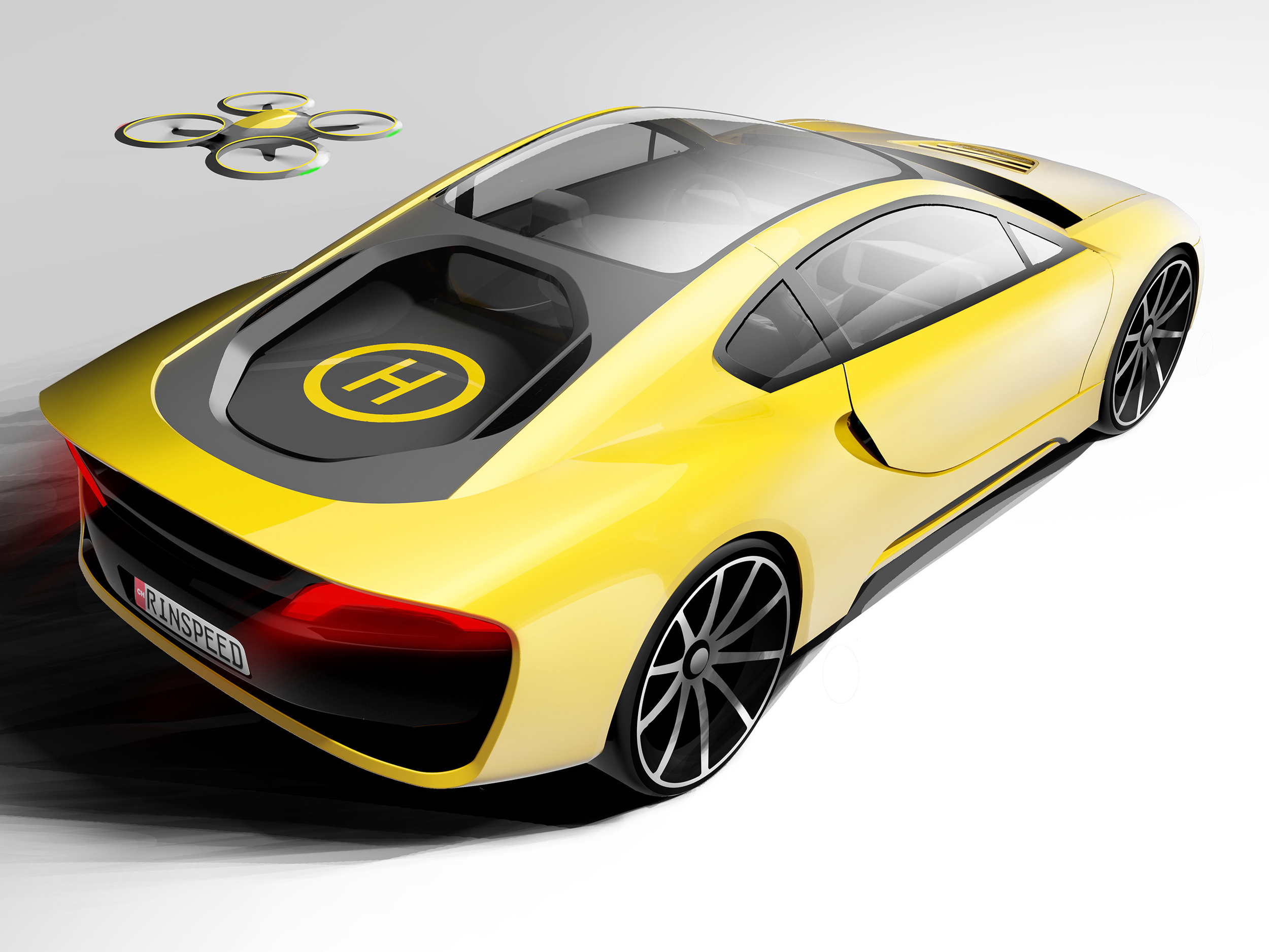 Rinspeed reveals new driverless Etos concept car