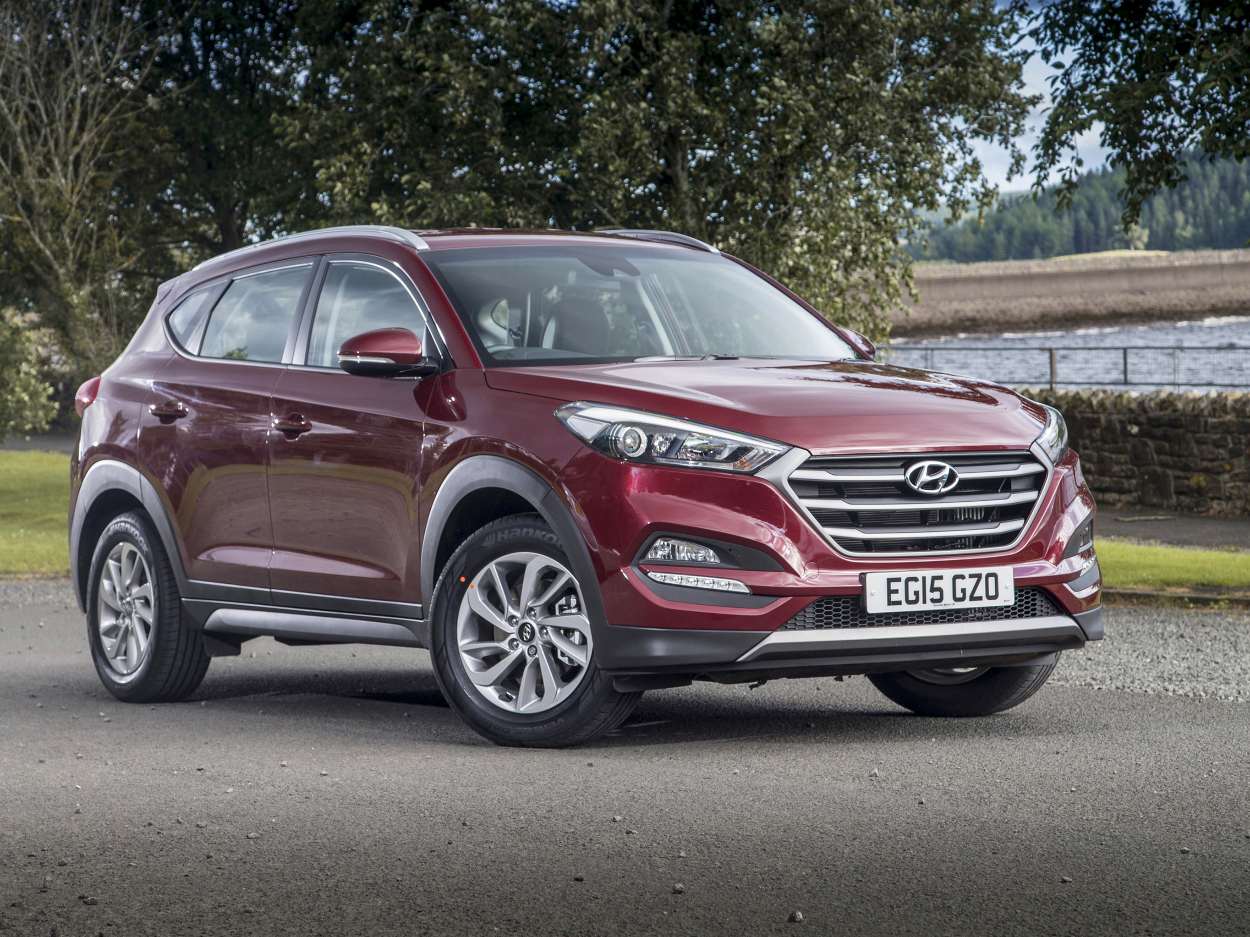 Hyundai Tucson scores 5-star safety rating