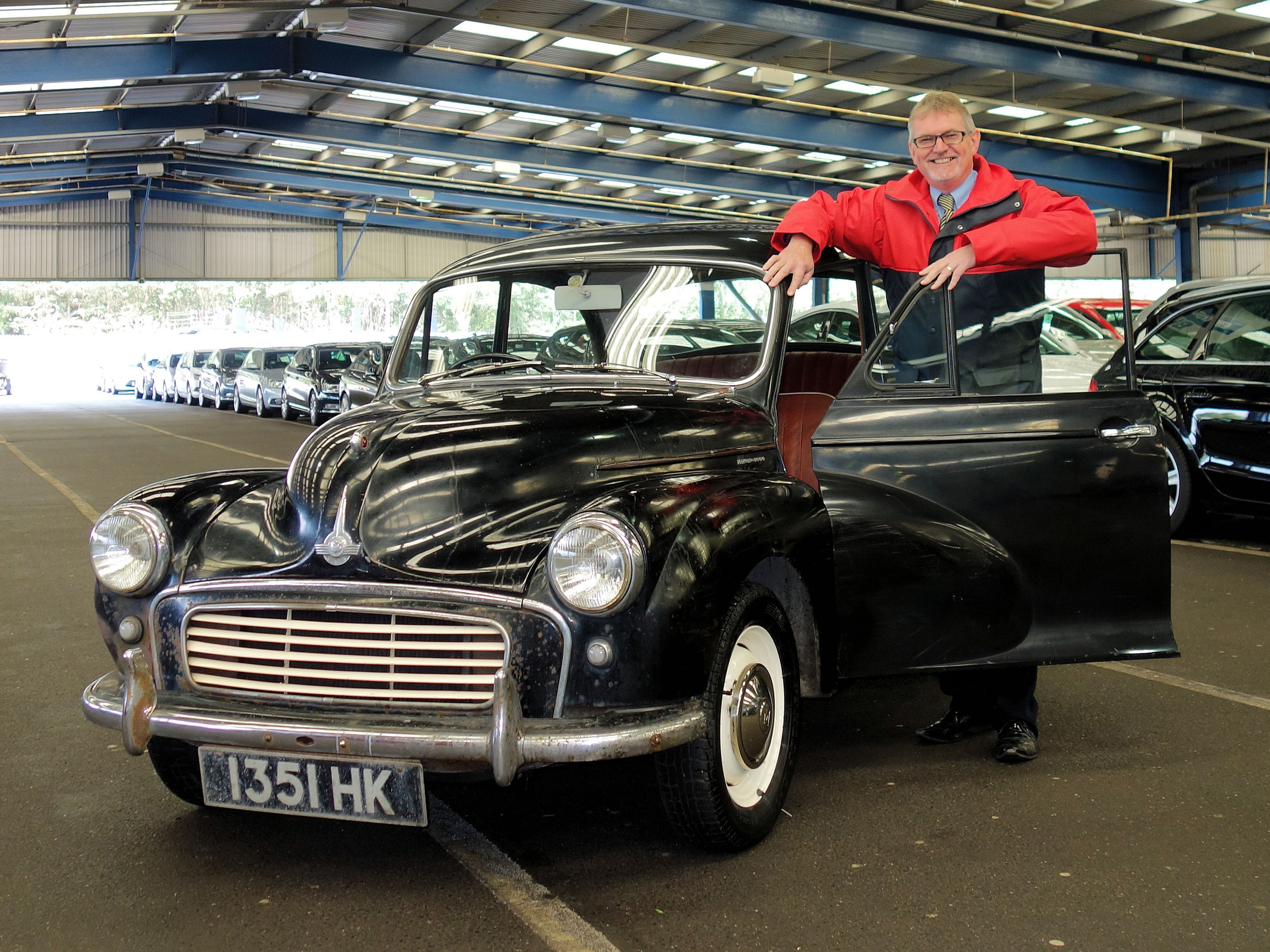BCA to sell Morris Minor again - after 35 years