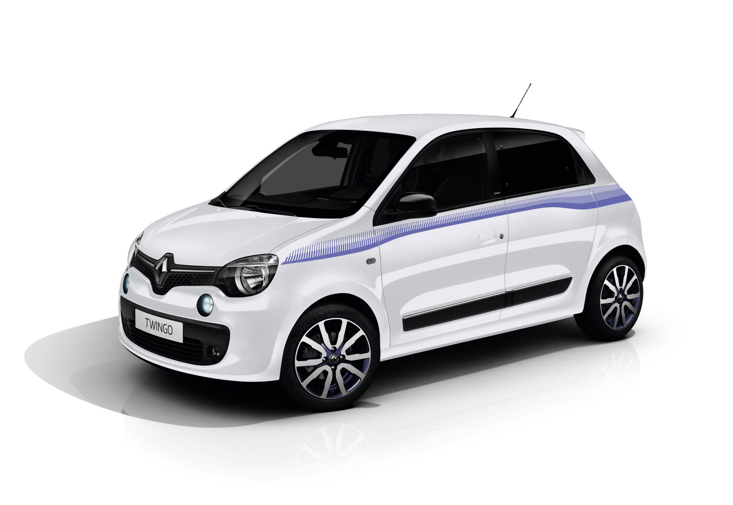 Renault reveals 'Iconic' Special Edition models