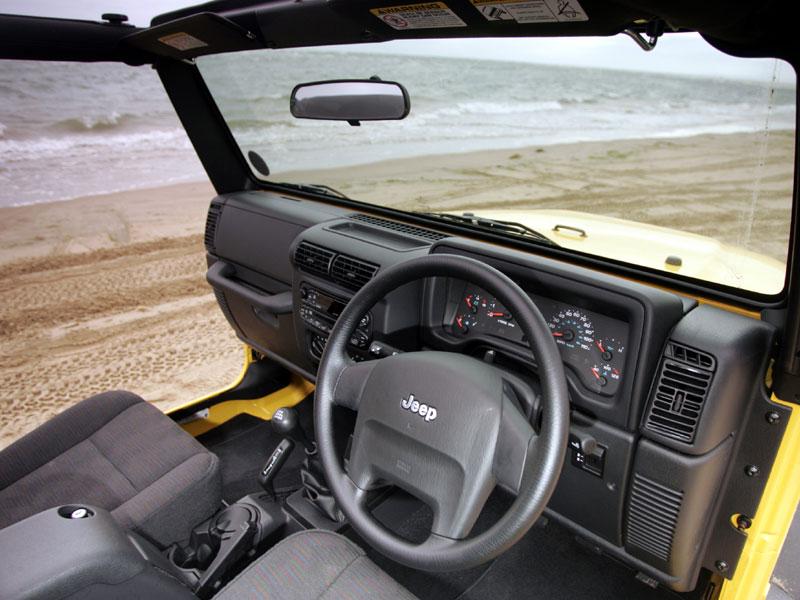Jeep Wrangler (1997-2007)