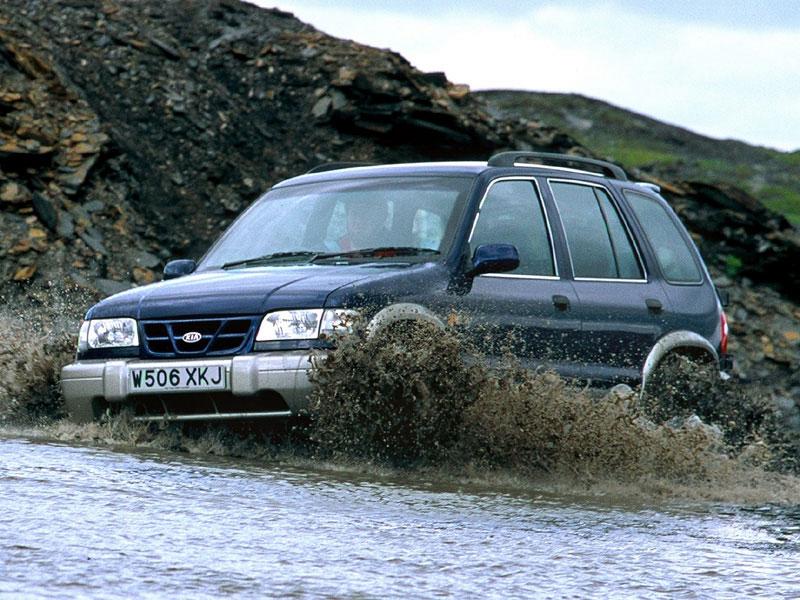 Kia Sportage (1995-2003)