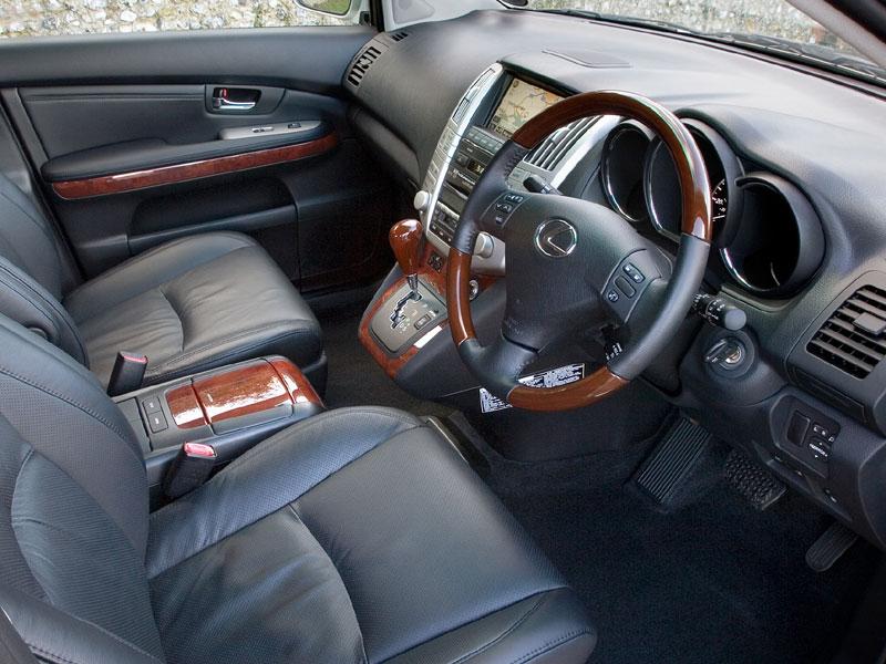 Lexus RX (2005-2009)