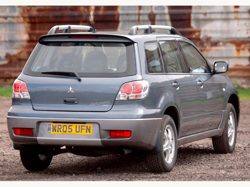 Mitsubishi Outlander (2004-2006)