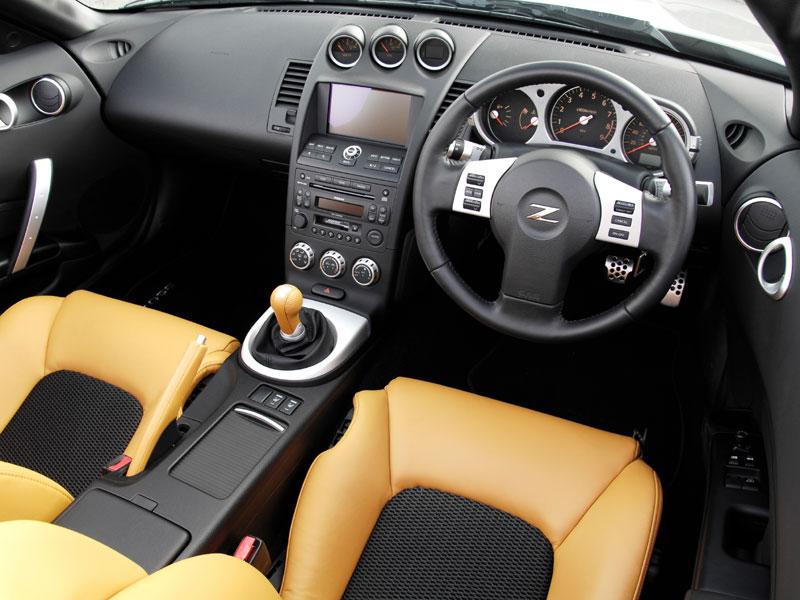 Nissan 350Z (1998-2007)