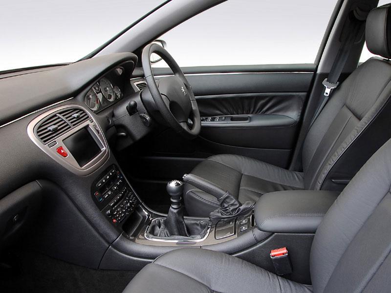Peugeot 607 (2000-2009)