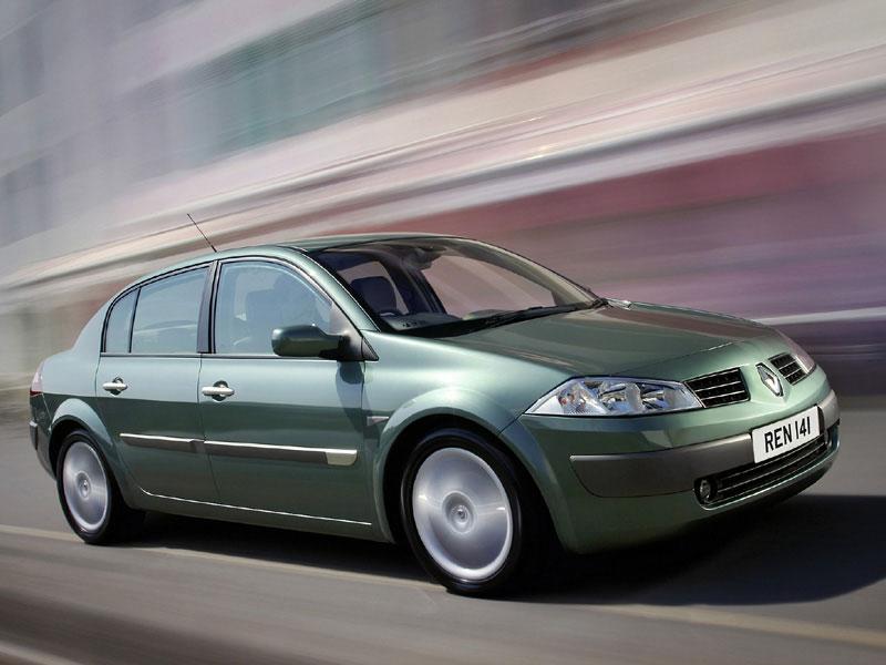 Renault Megane II (2002-2008)