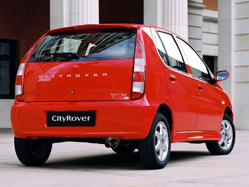 Rover City Rover (2003-2005)