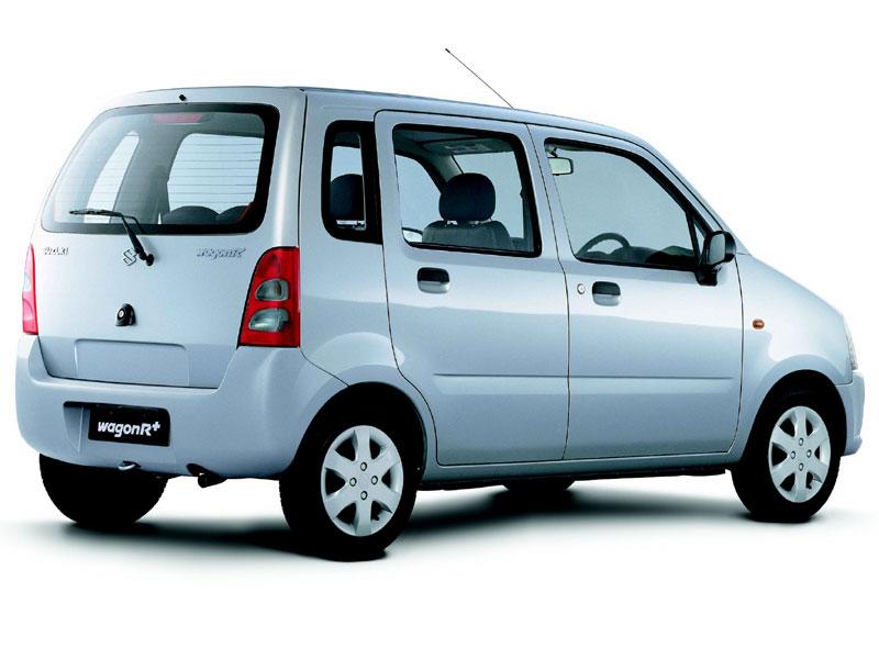 Suzuki Wagon R (2000-2007)