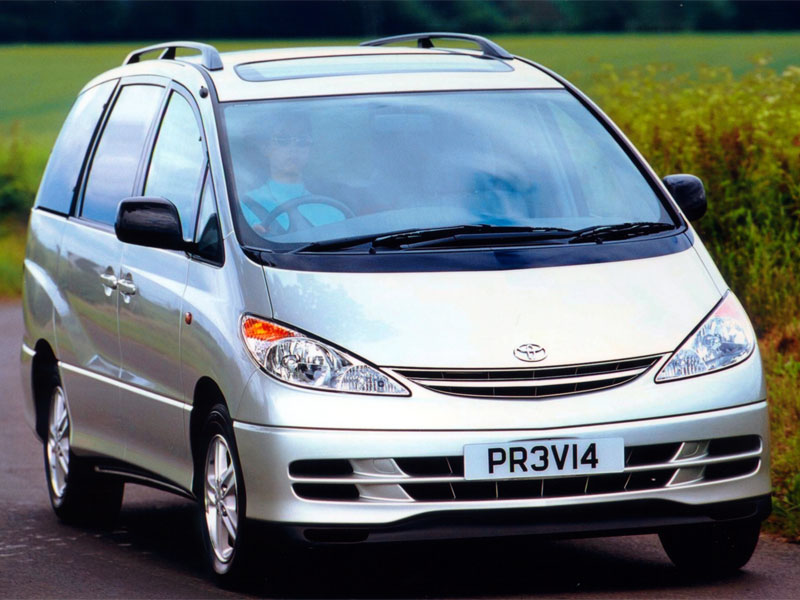 Toyota Previa (2000-2007)