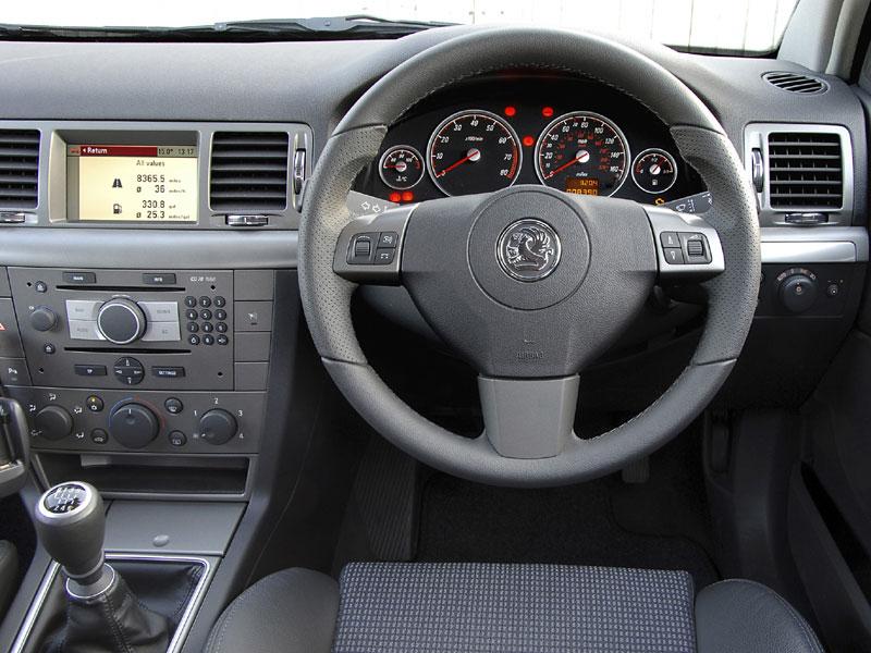 Vauxhall Signum (2003-2009)
