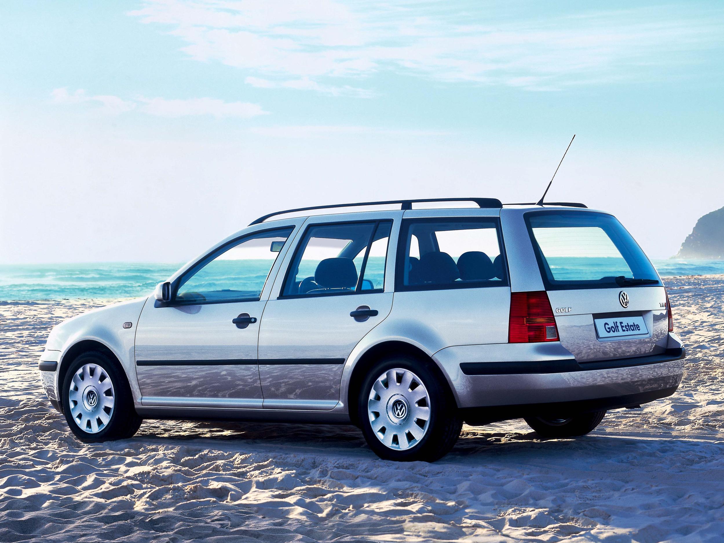 Volkswagen Golf Mk4 (1997-2004)