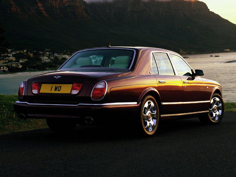 Bentley Arnage (1998-2010)