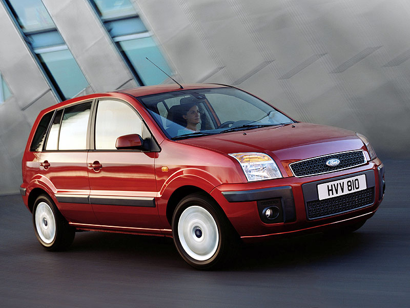 Ford Fusion (2002-2008)