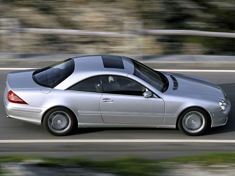 Mercedes CL (2002-2007)
