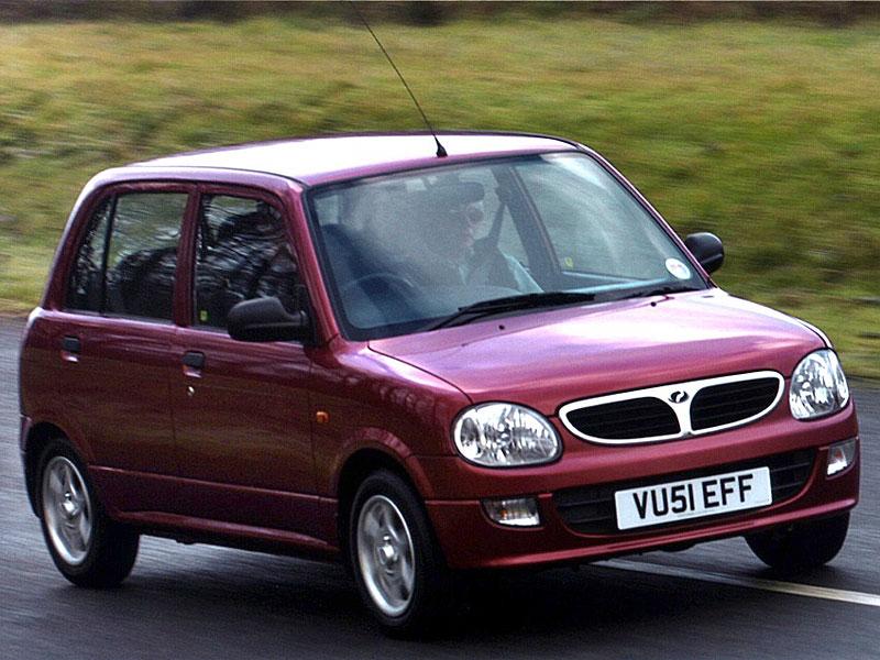 Perodua Kelisa (2002-2009)