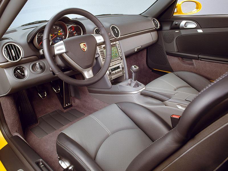 Porsche Cayman (2006-2010)