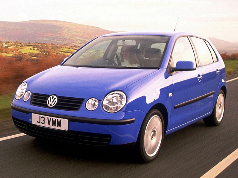 VW Polo (2002-2009)