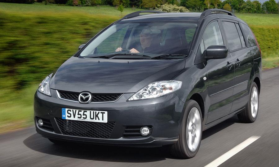 Mazda 5 (2005-2009)