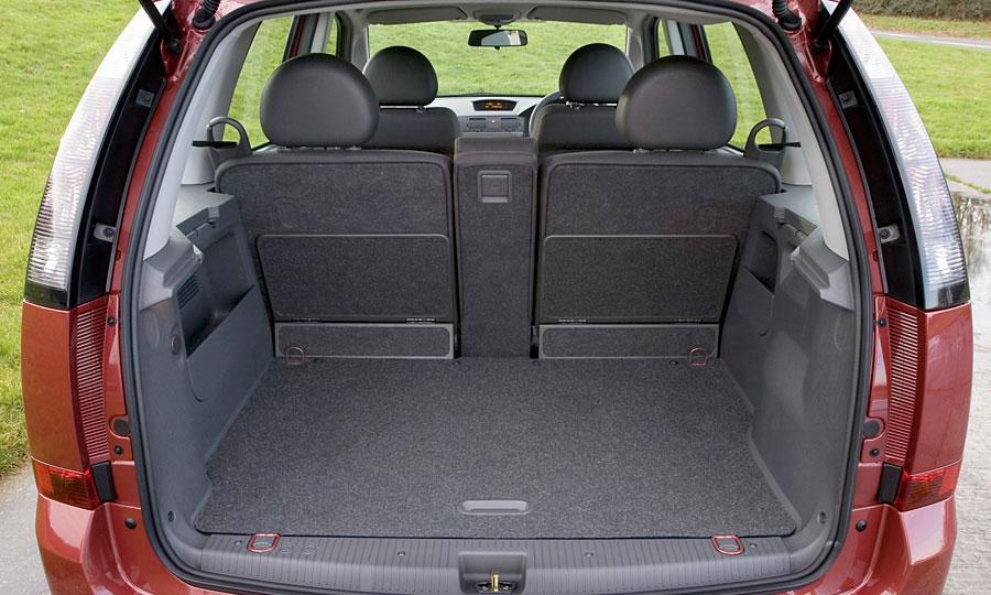 Vauxhall Meriva (2003-2009)