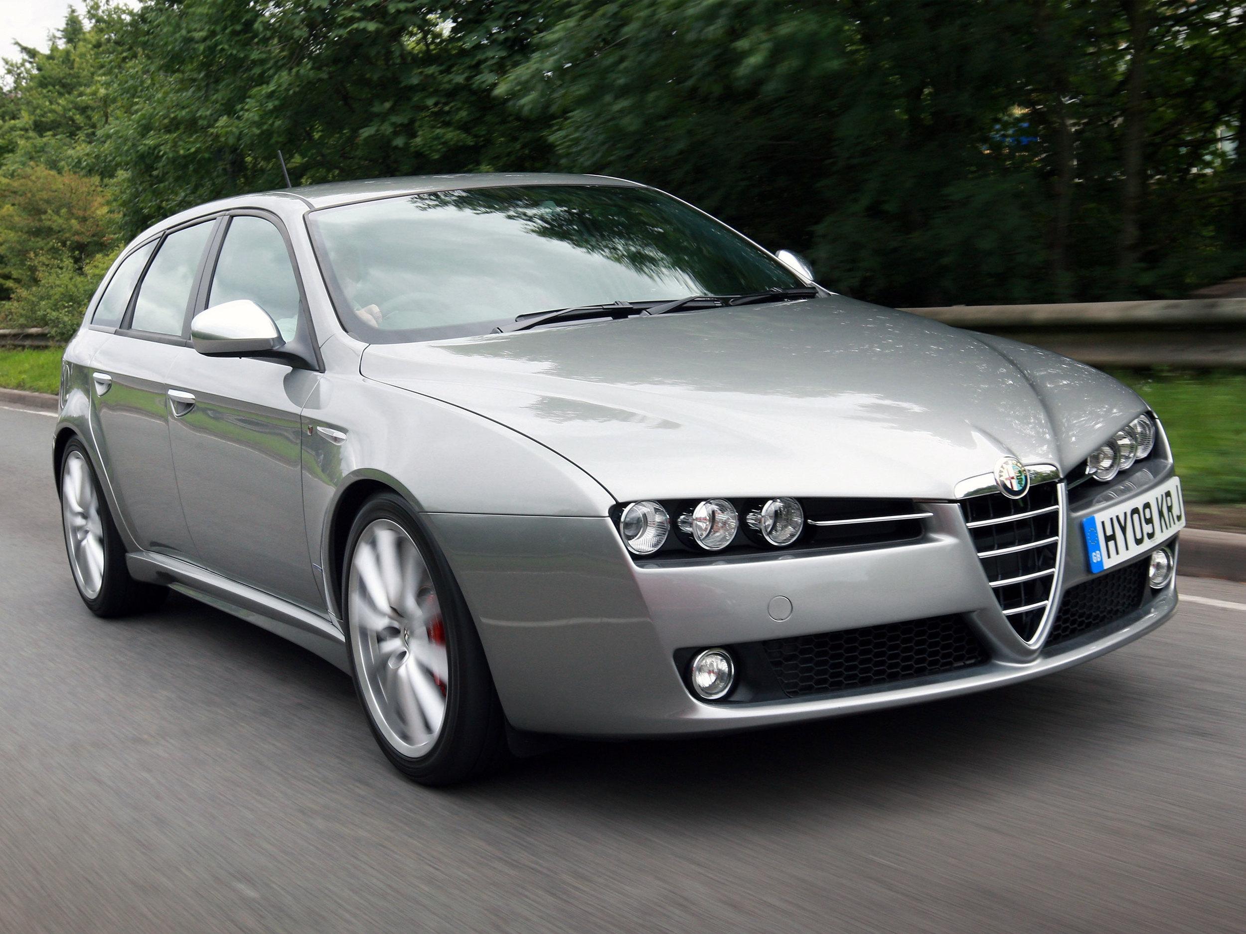 Alfa Romeo 159 (2006-2012)
