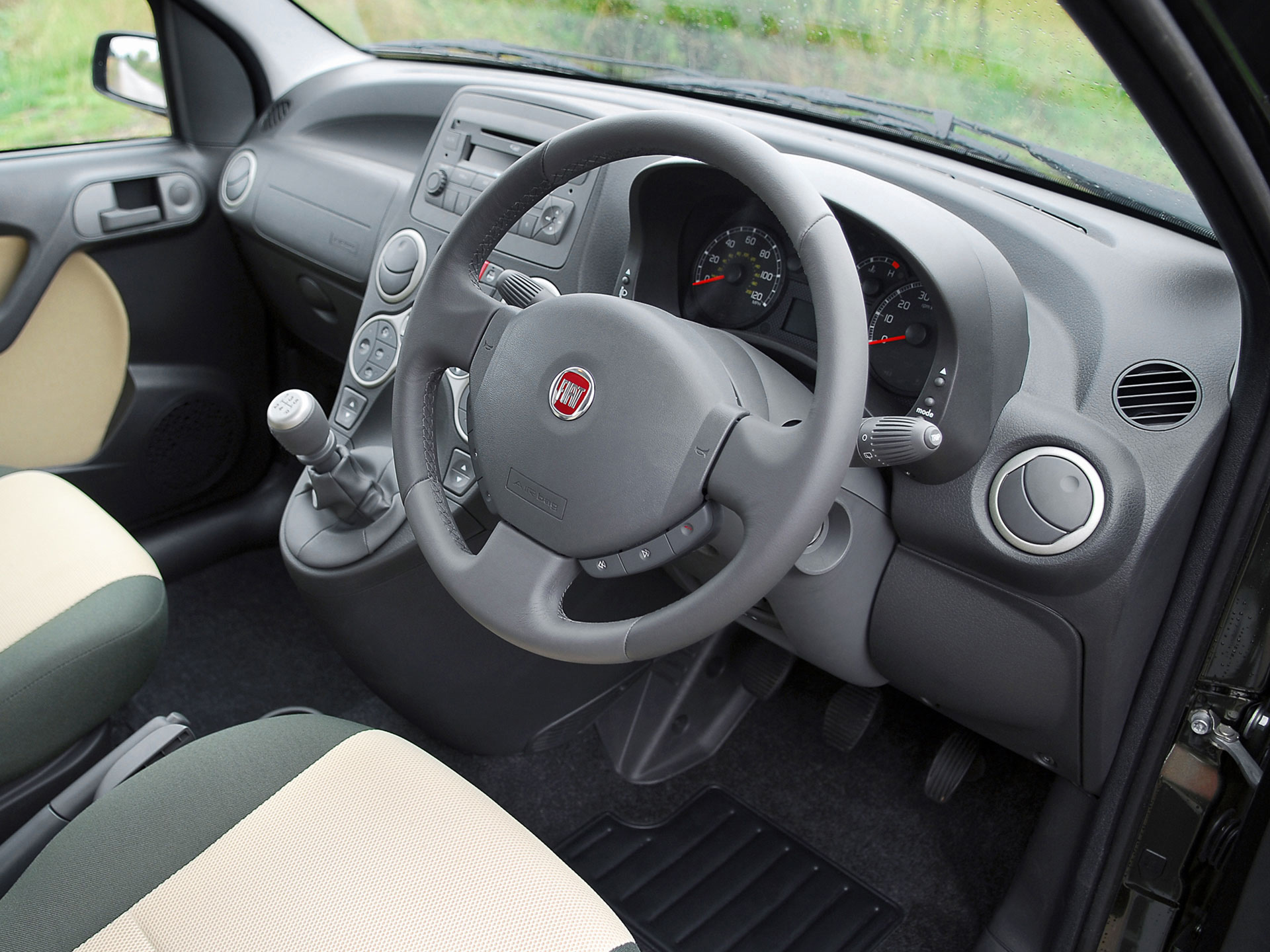 Fiat Panda (2004-2012)