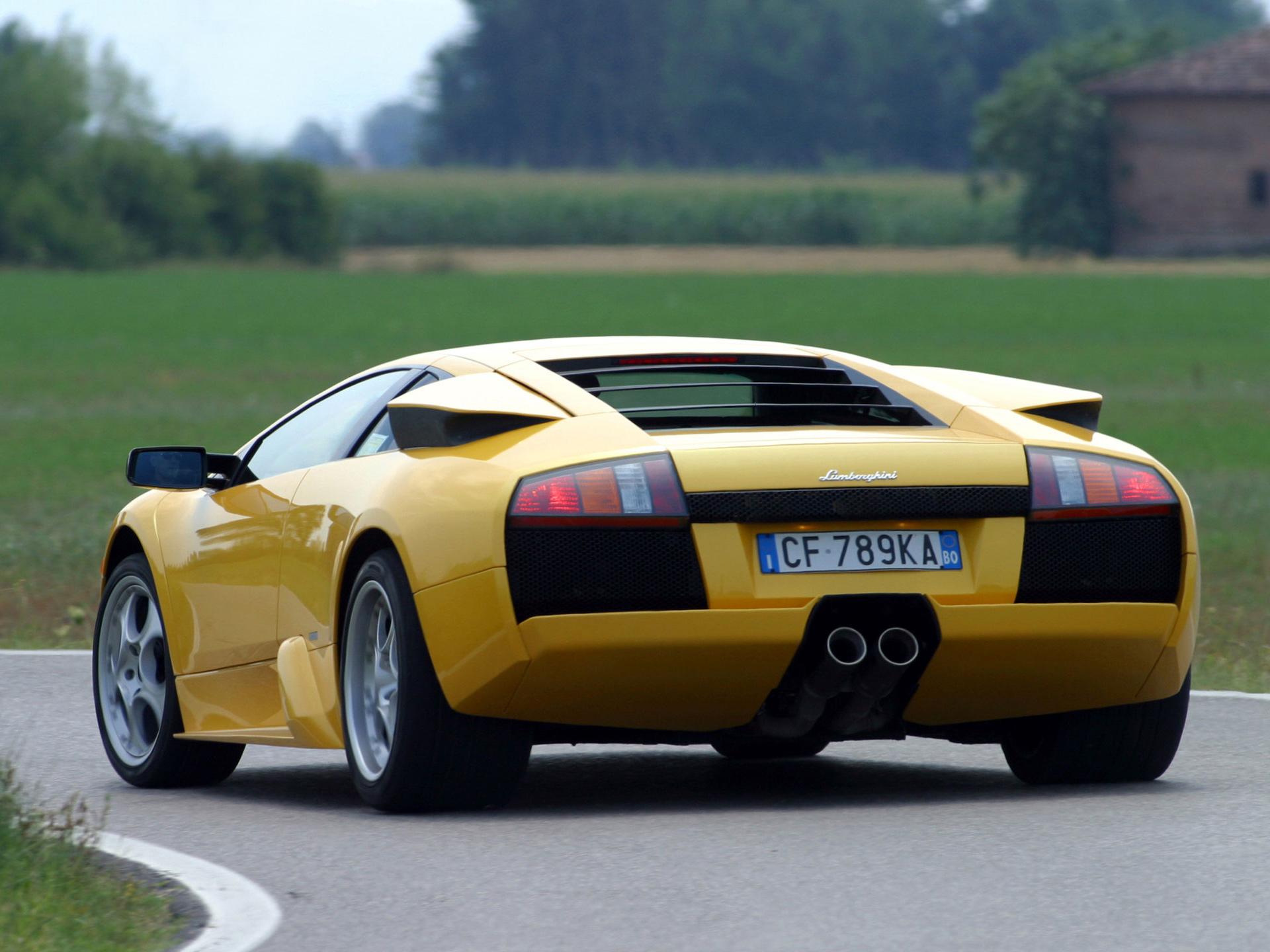 Lamborghini Murcielago (2002-2010)