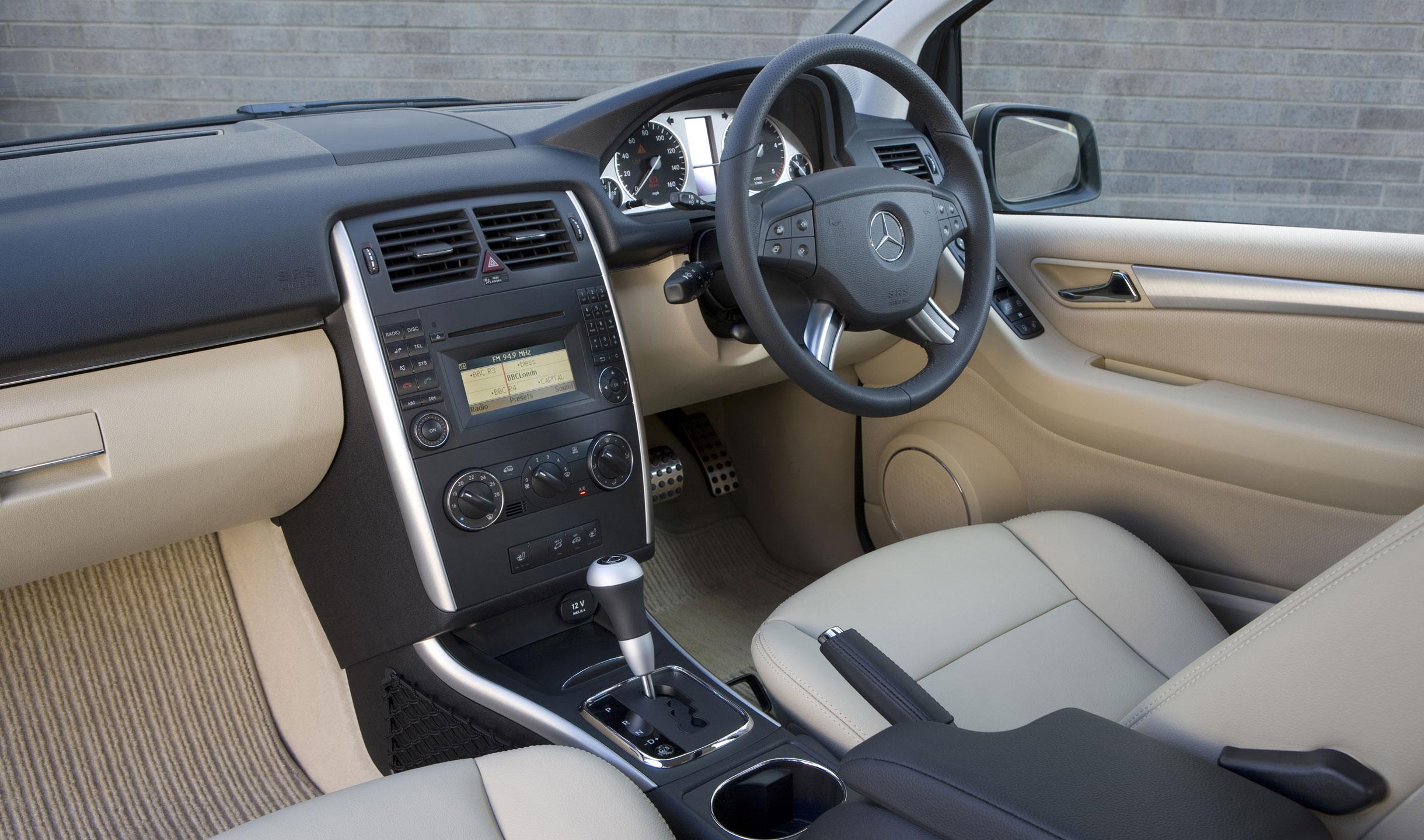 Mercedes B-Class (2005-2012)
