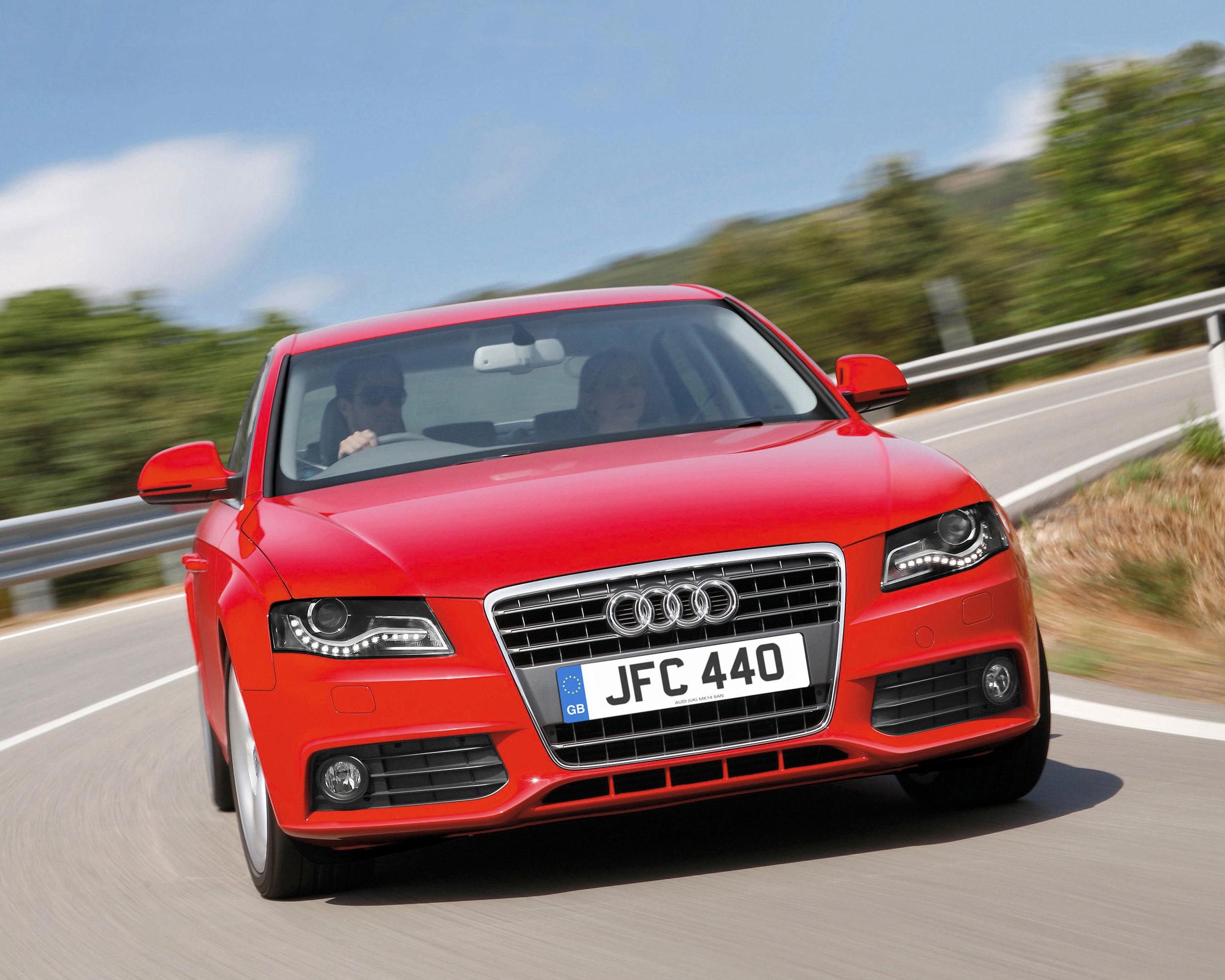 Audi A4 Mk4 (2008-2015):