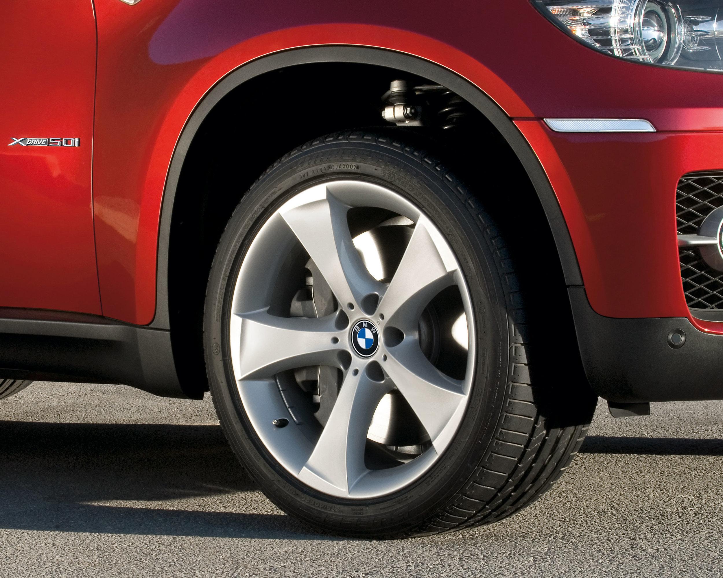 BMW X6 Mk1 (2008-2014)
