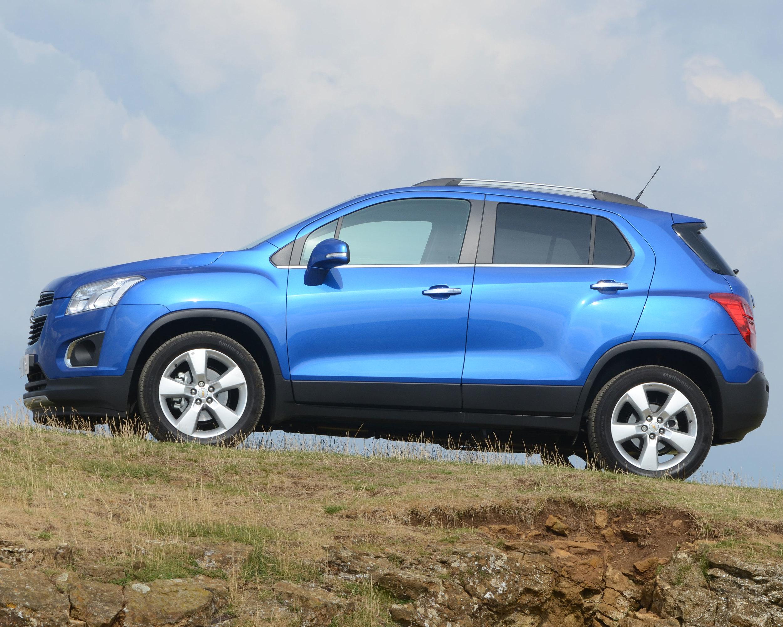 Chevrolet Trax (2013-2015)
