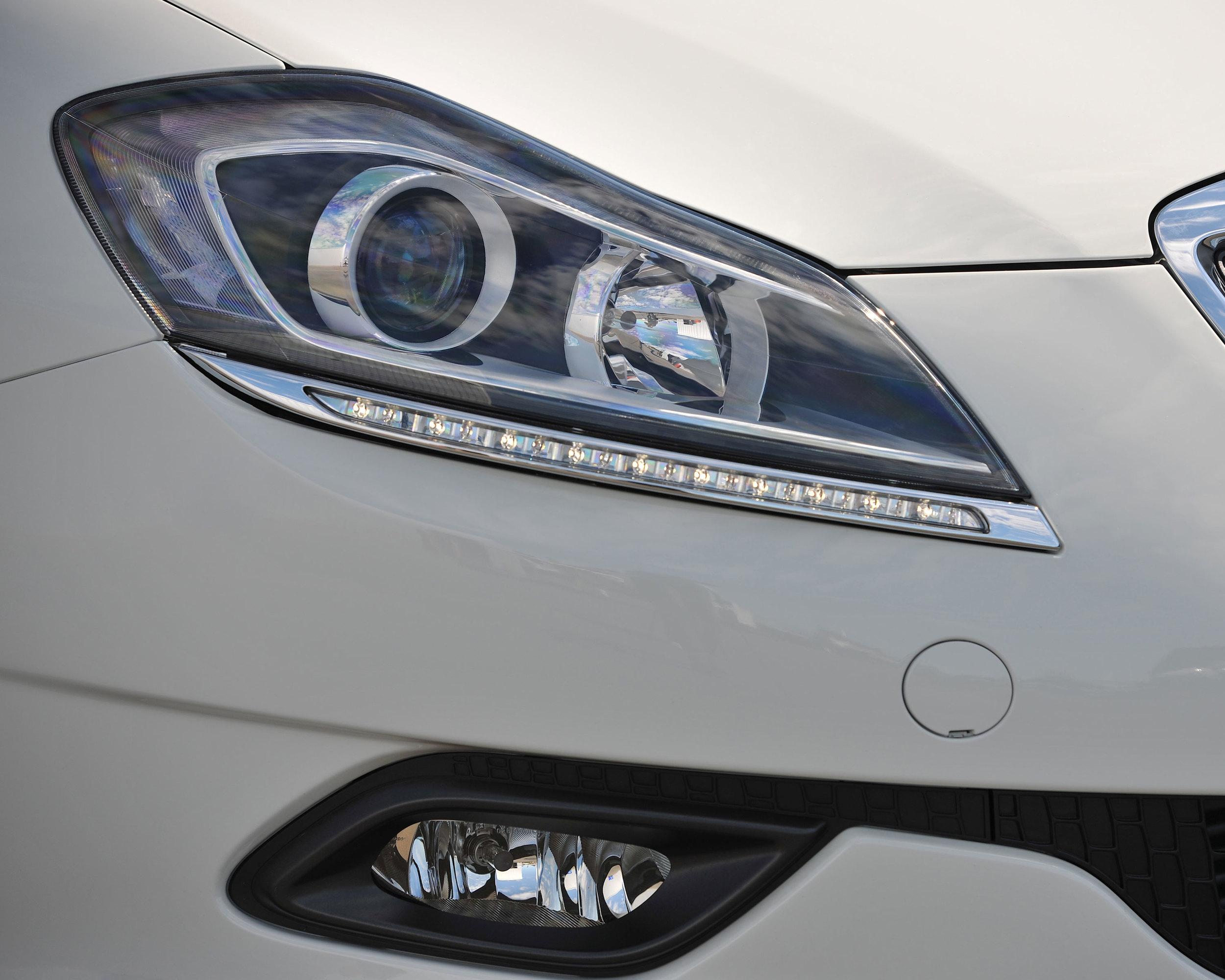 Chrysler Delta (2011-2014)