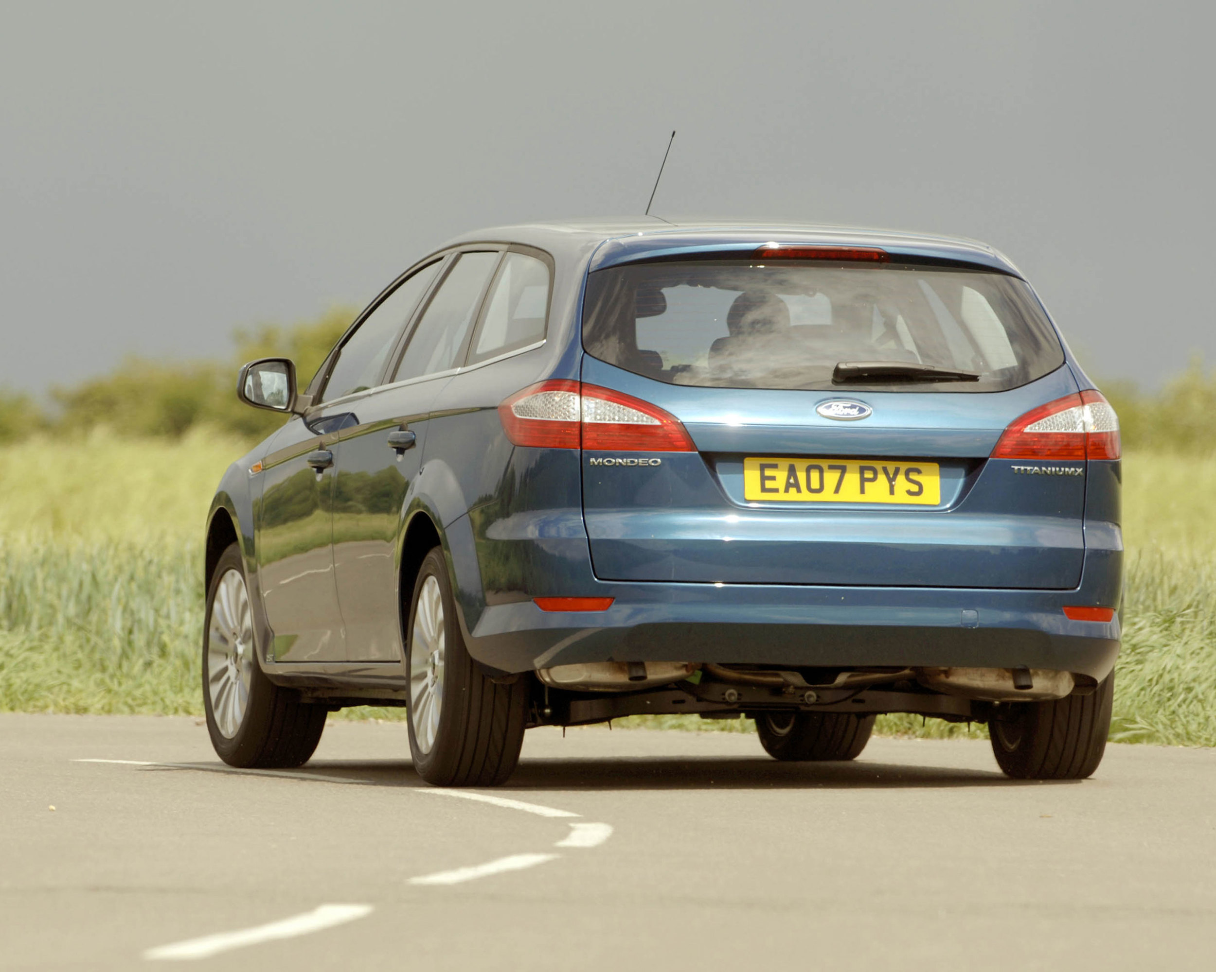 Ford Mondeo Mk3 (2007-2015)