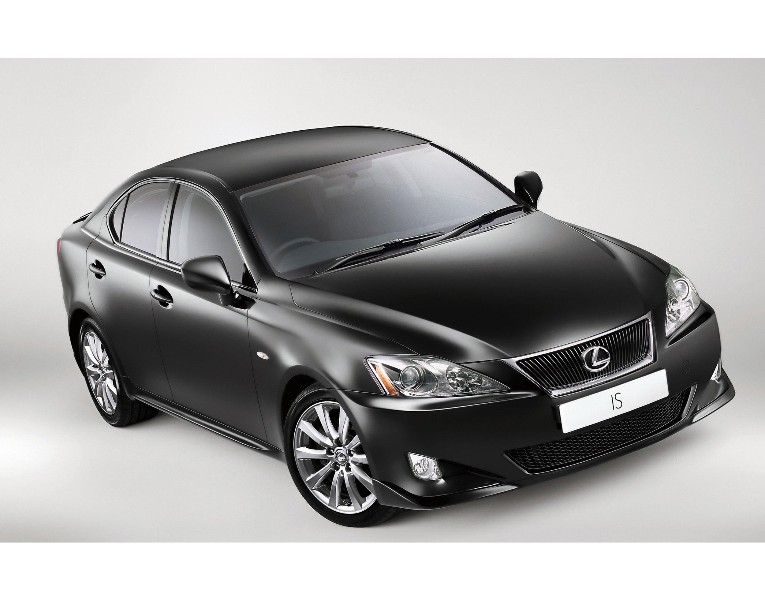 Lexus IS Mk2 (2005-2013)
