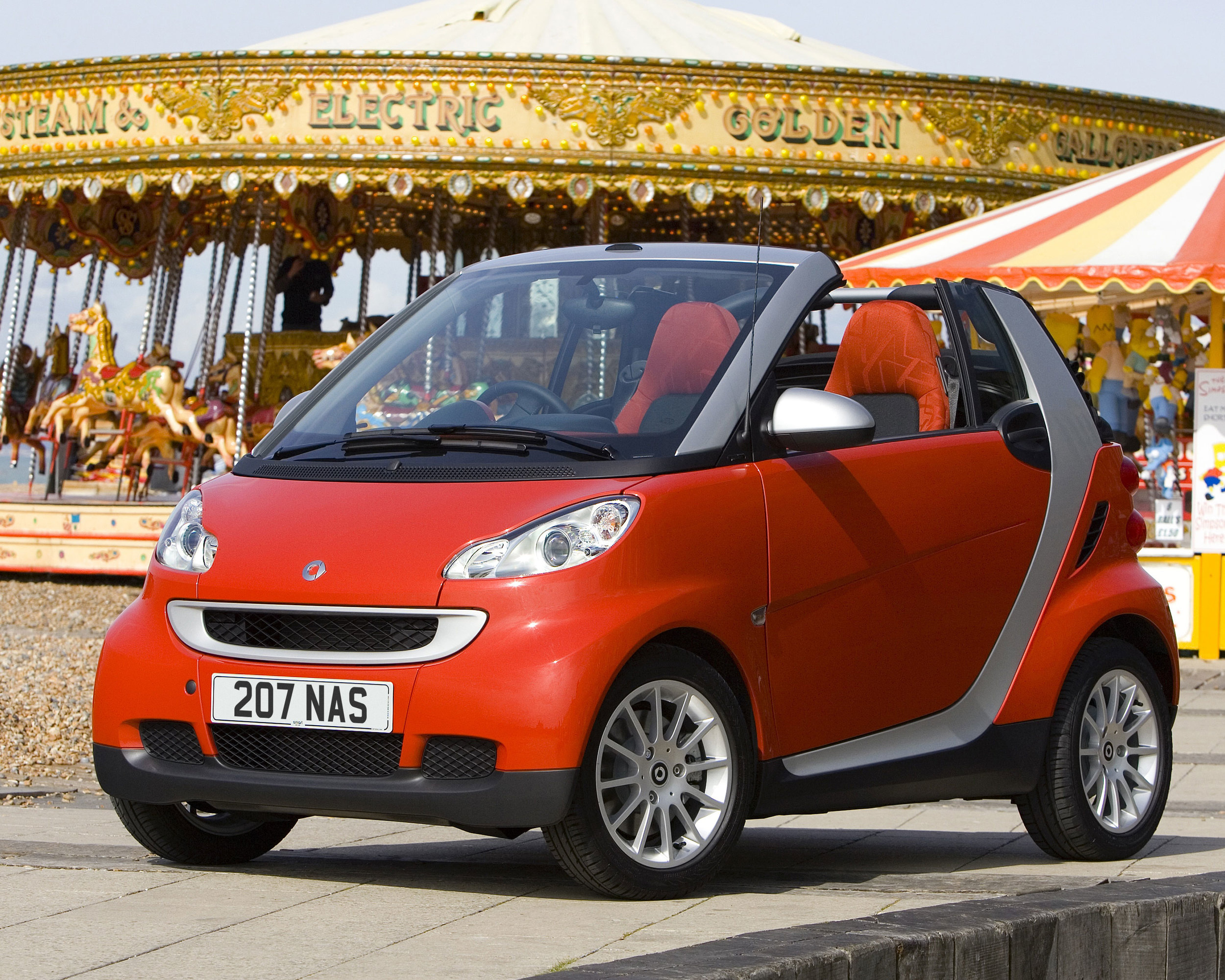 Smart ForTwo Mk2 (2007-2015)