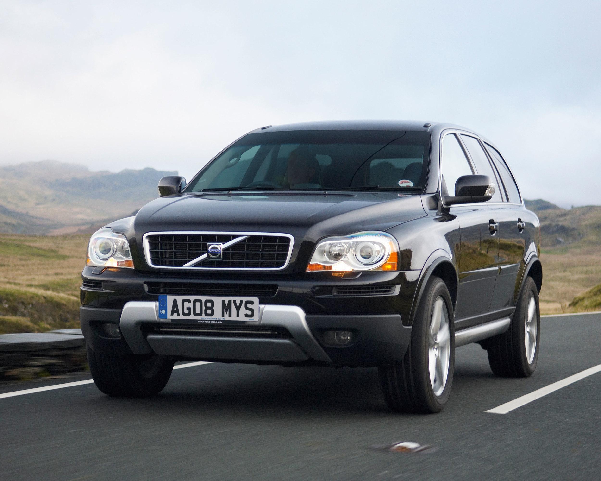 Volvo XC90 Mk1 (2002-2015)