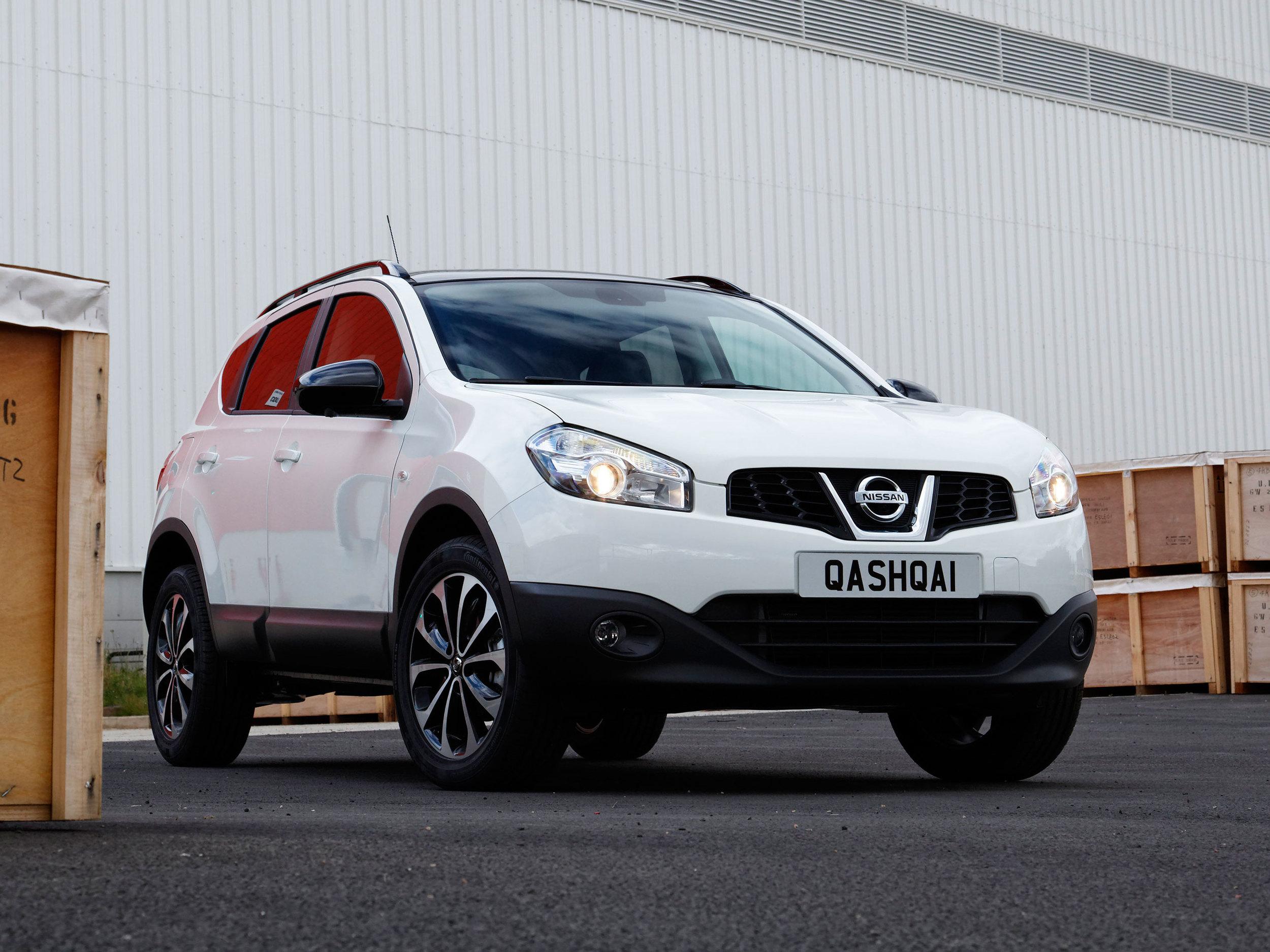 Nissan Qashqai (2007-2013)