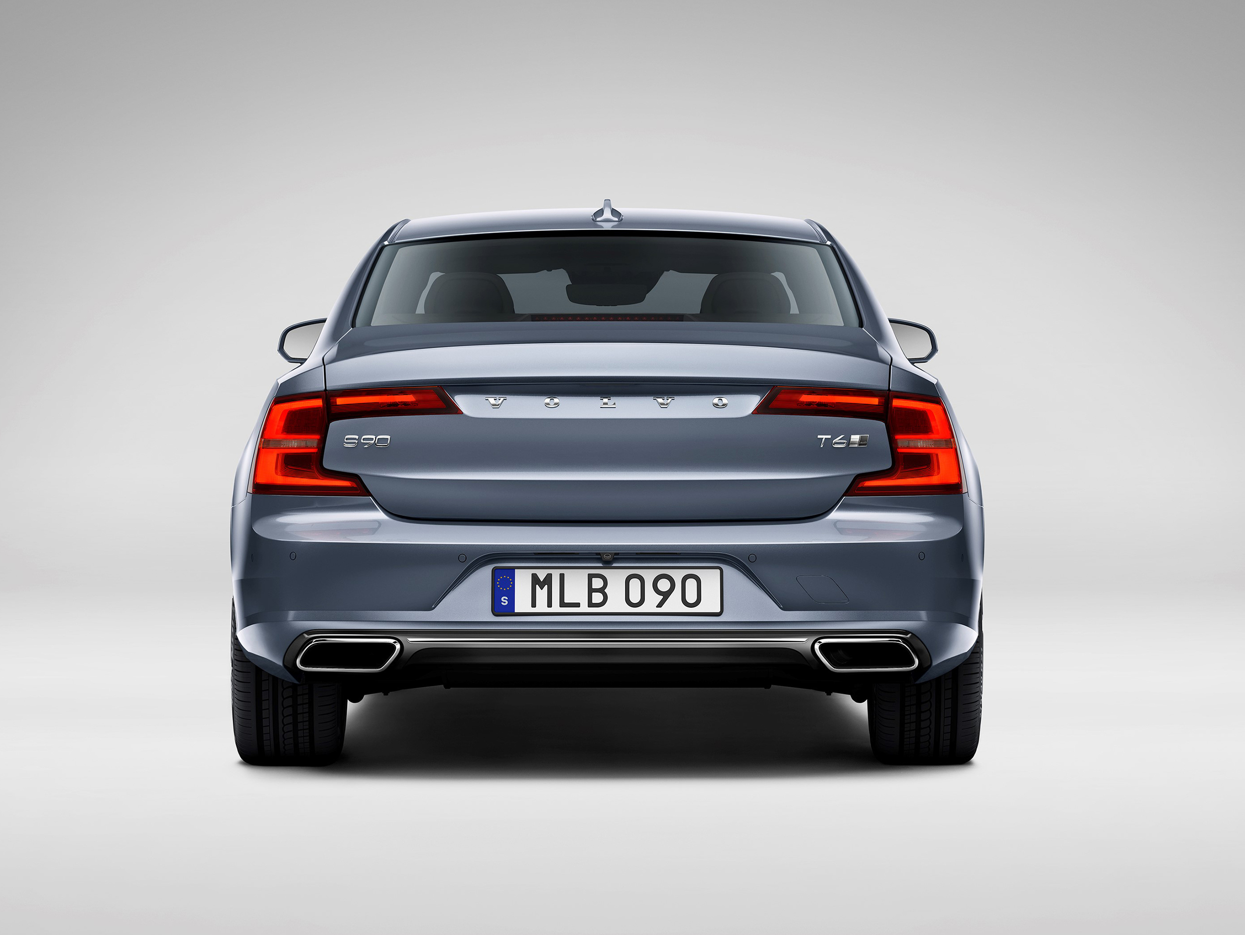 New Volvo S90 to debut in Detroit