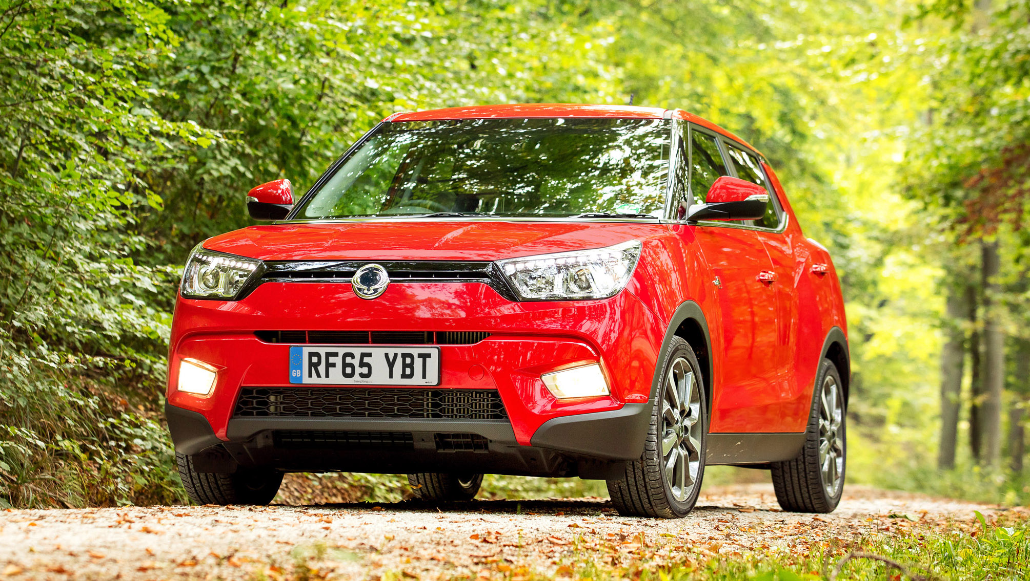 SsangYong adds 4x4 to Tivoli