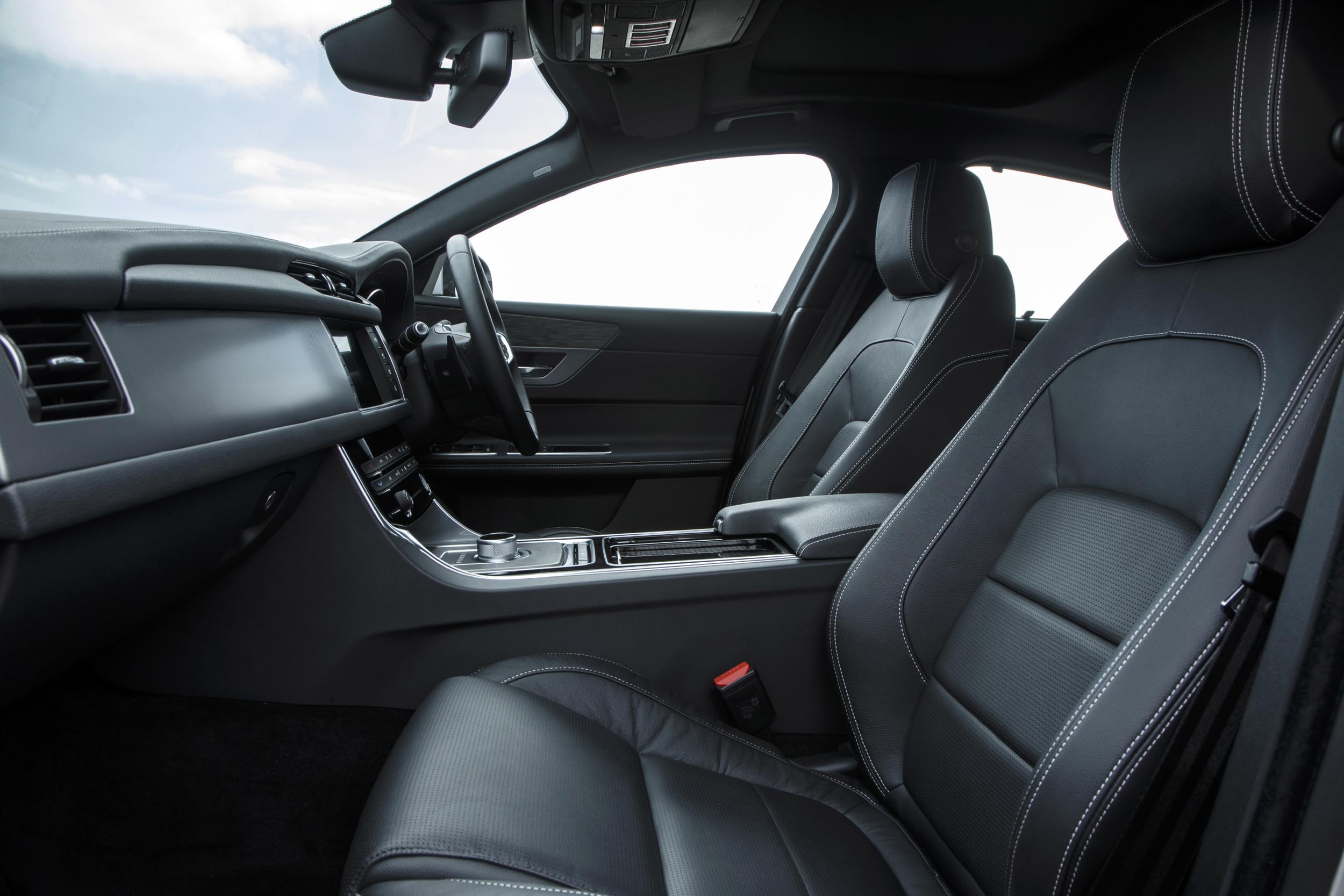 All-new Jaguar XF on sale