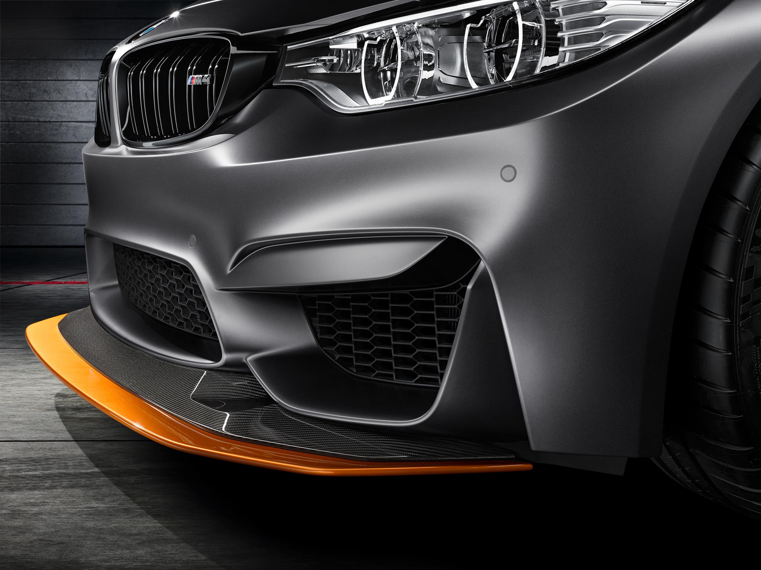 BMW reveals Concept M4 GTS