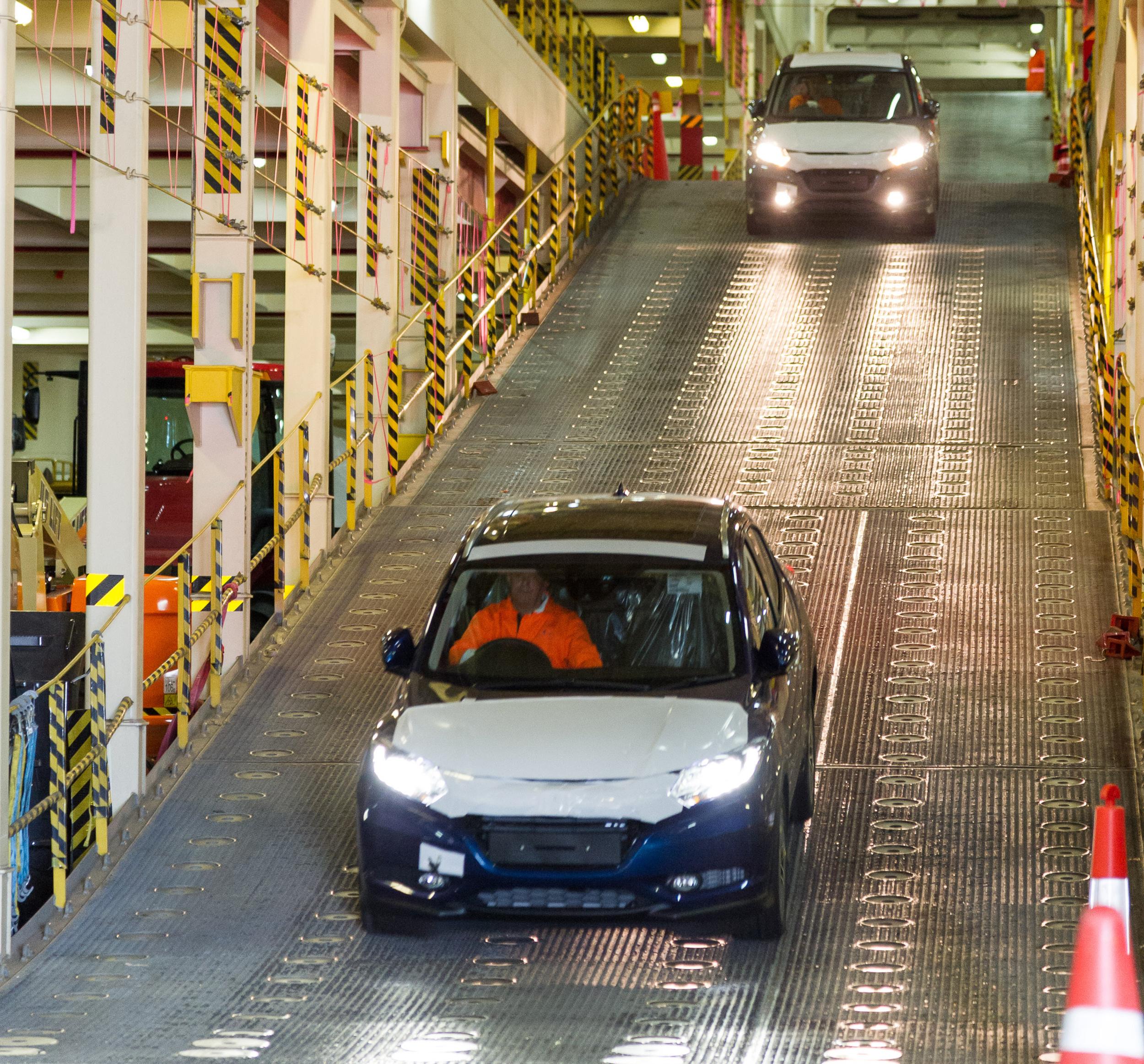 All-new Honda HR-V lands in the UK