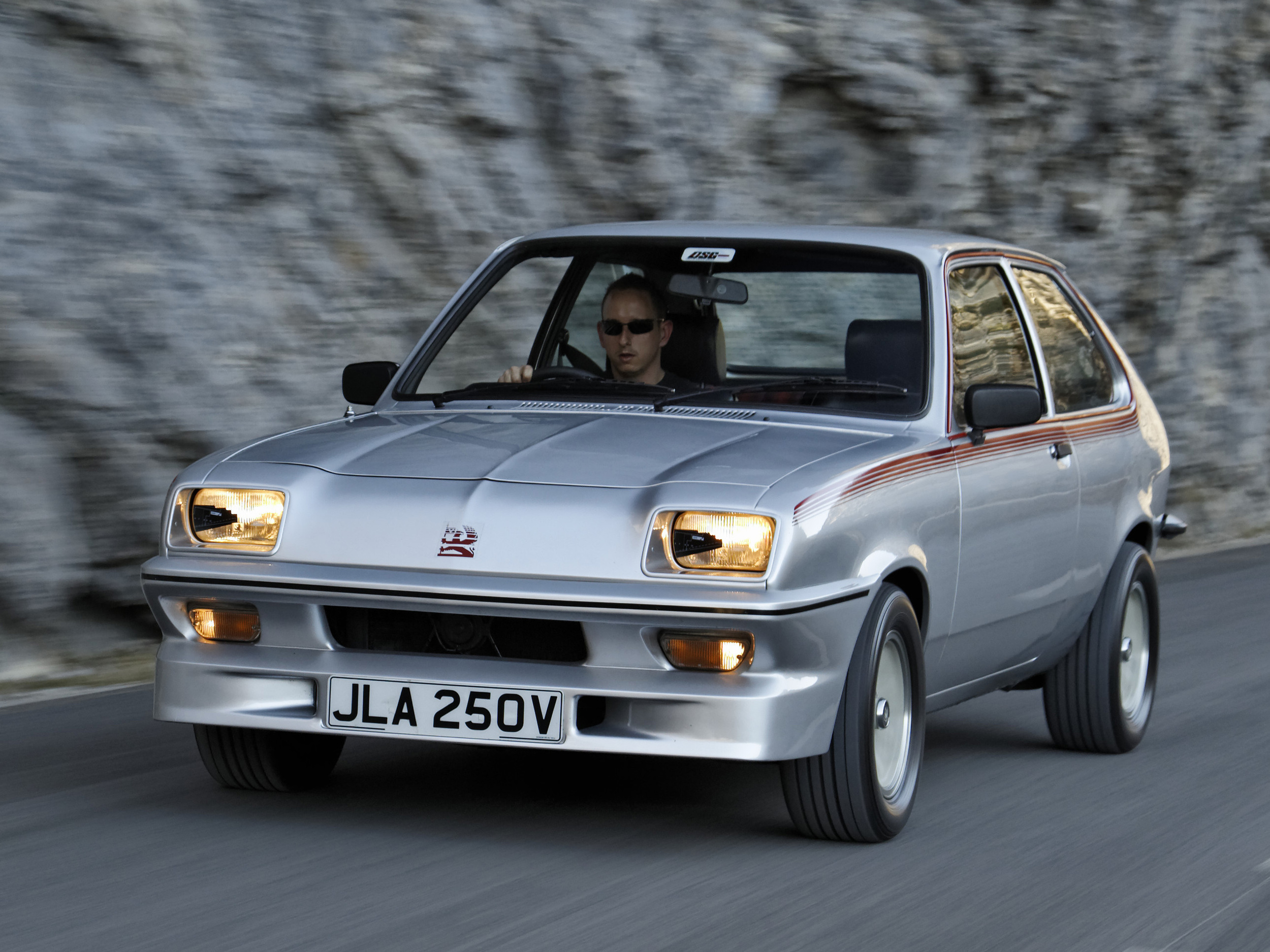 Vauxhall marks Chevette's 40th birthday