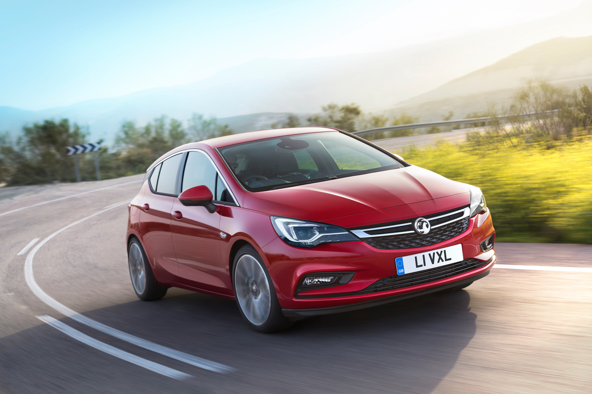 all-new Astra