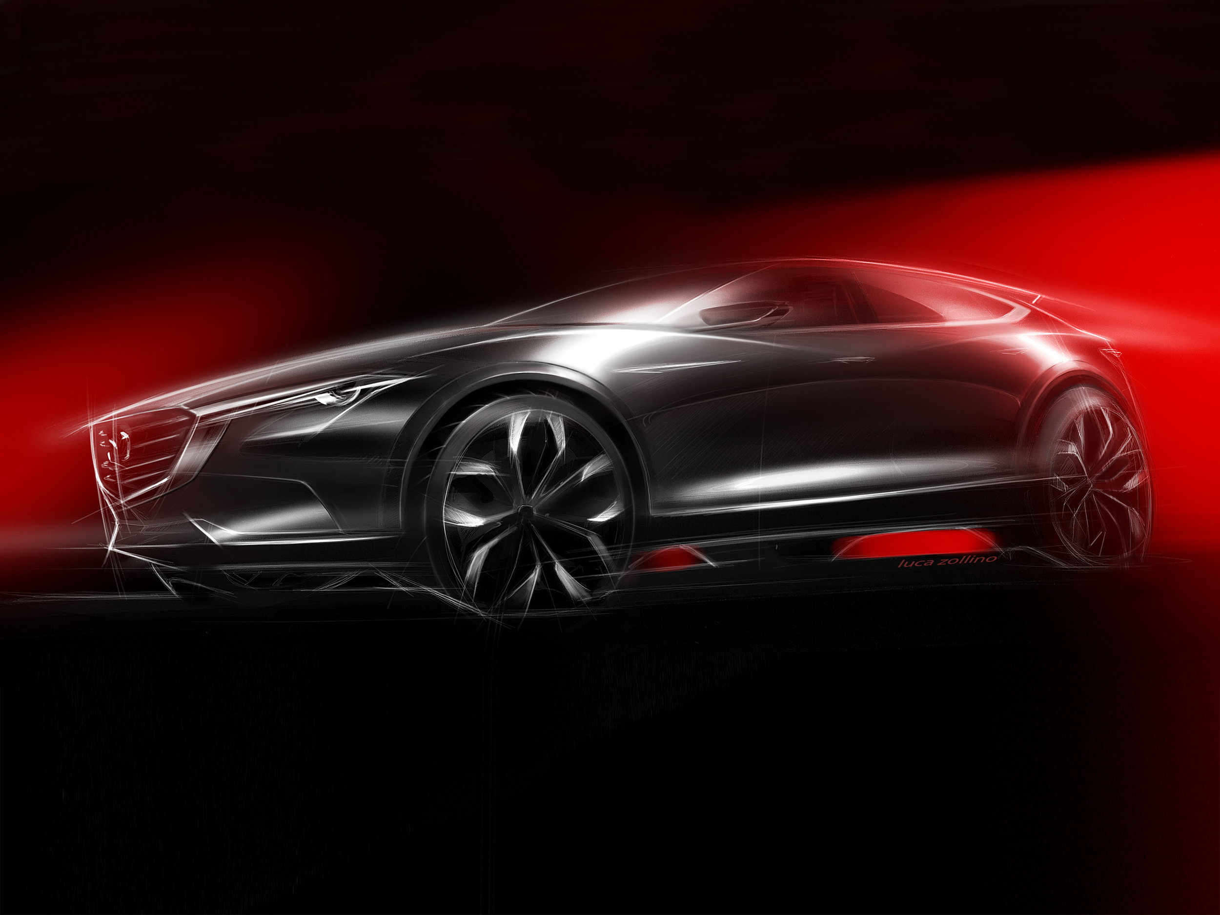 Mazda to unveil new crossover concept in Frankfurt