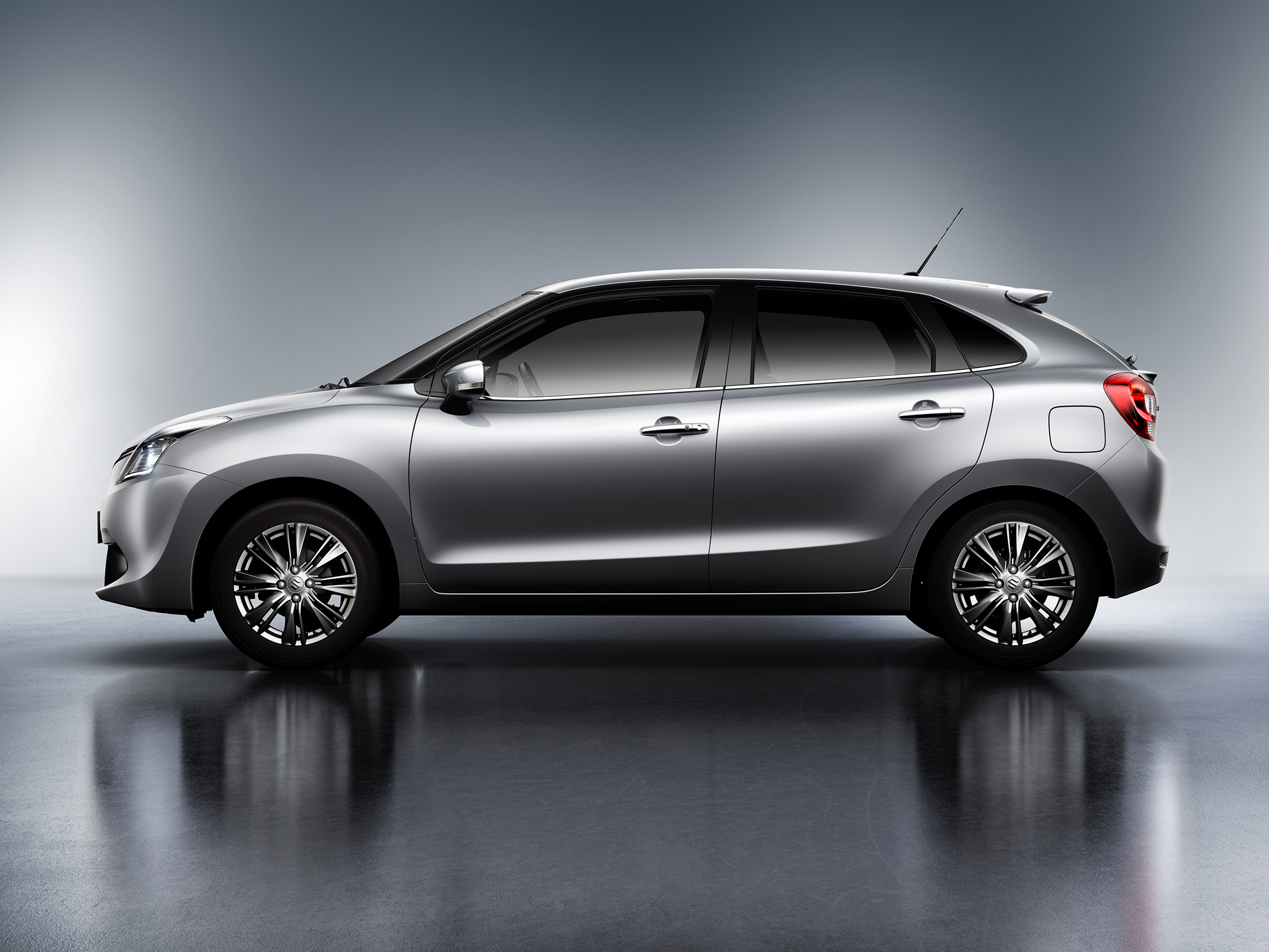 Suzuki Baleno set for Frankfurt debut