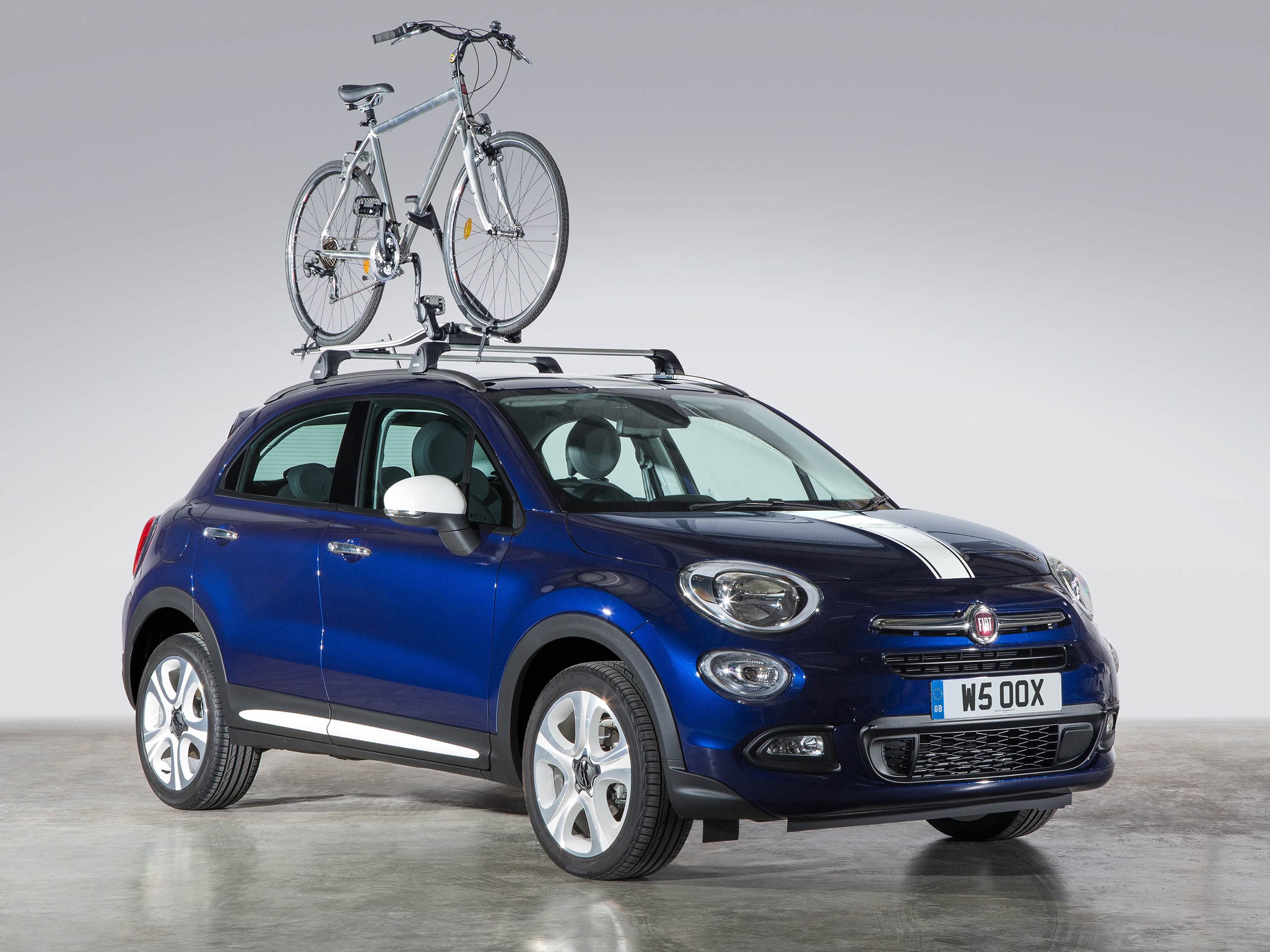 Fiat 500X gets new Mopar accessories